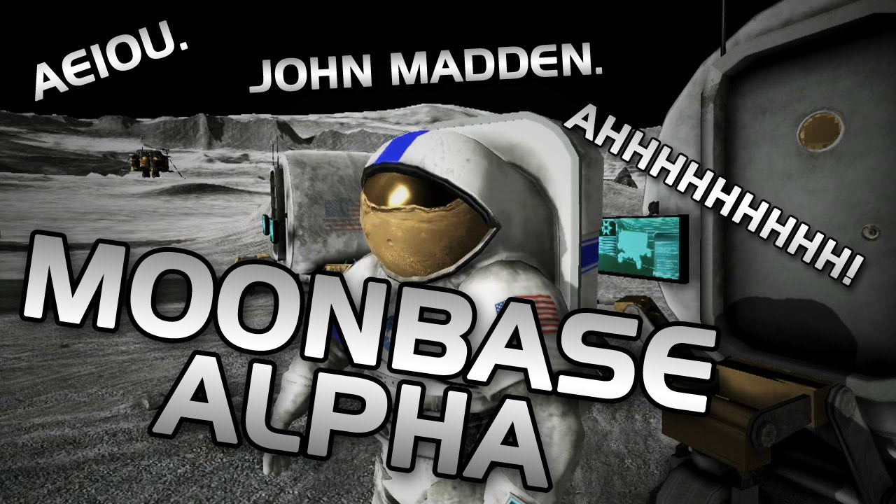 Incompetent Spacemen! (Moonbase Alpha)
