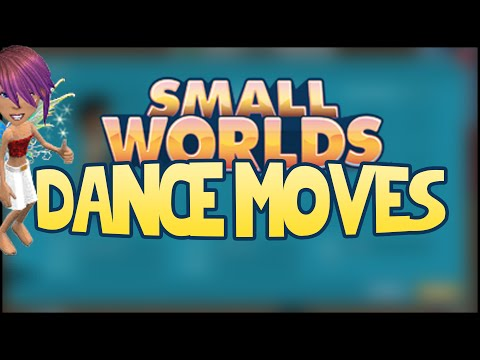 SMALLWORLDS | 3 MUST-HAVE DANCE MOVES