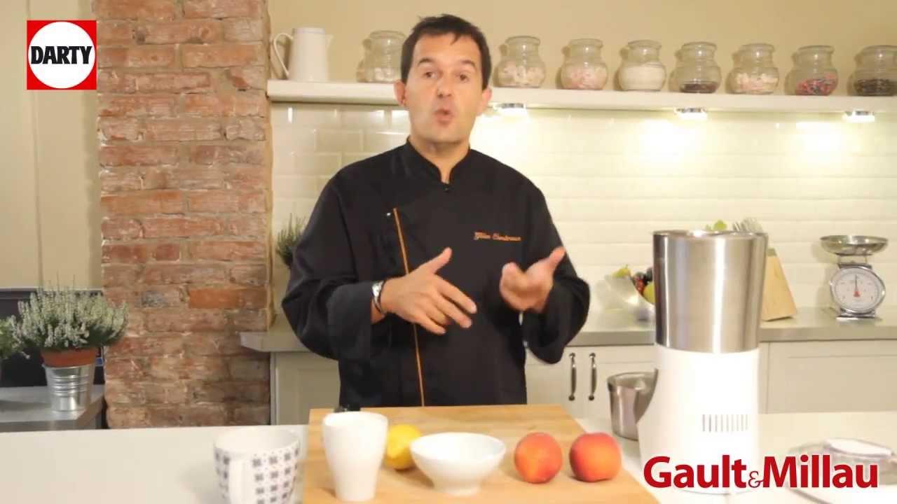 Panna cotta p che citron recette moulinex soupe and co youtube - Recettes soup and co ...