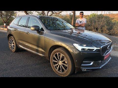 Volvo XC60 Review (Part 1) - Crazy Features | Faisal Khan