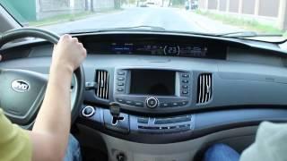 ч2 Электромобиль 300 км пробега BYD e6 ПОЛНЫЙ ОБЗОР  Электромобиль  BYD e6