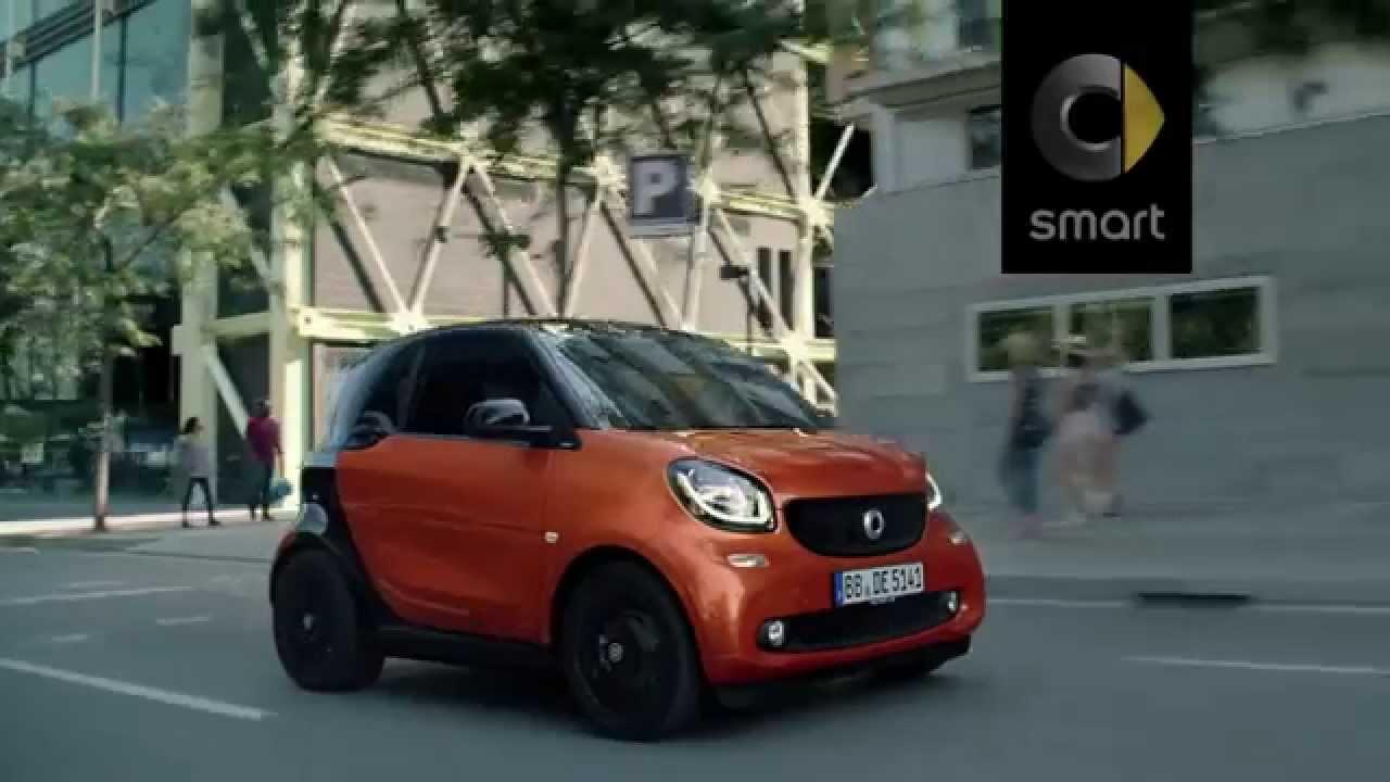 anuncio smart fortwo 2015 youtube