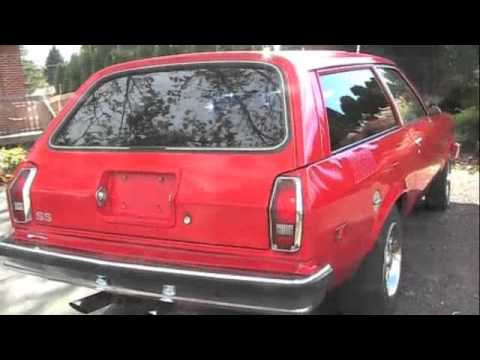 1978 chevy monza station wagon factory v8 like vega youtube. Black Bedroom Furniture Sets. Home Design Ideas