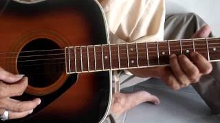 Tình cho không biếu không(L-'amour C-'est Pour Rien ) [guitar acoustic solo]