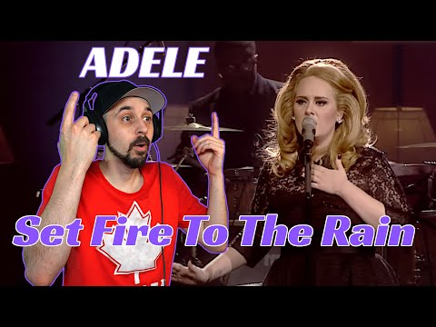 Download Adele REACTION! Set Fire To The Rain Live at The Royal Albert Hall