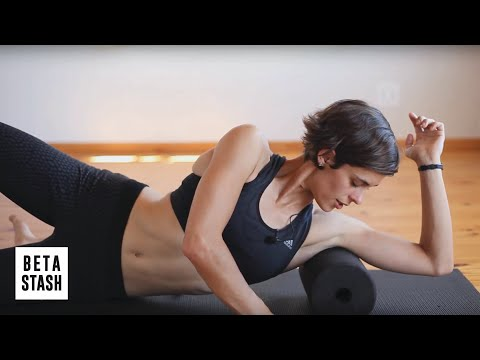 How to Foam Roll for Climbers