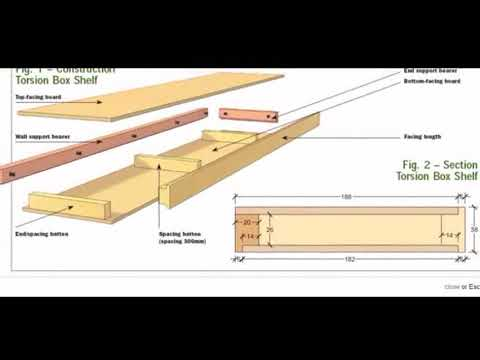 Floating Shelf Brackets -Glass Shelf Brackets Floating On Air | Modern Wooden & Metal Best Pic