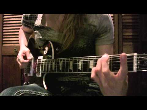 Brad Paisley - Old Alabama (Outro Solo) Guitar Tutorial - How to Play Old Alabama mp3