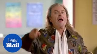 Trailer for 'Dodgeball' features Rip Torn as crazy coach