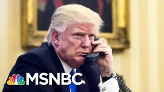 Poll Shows Americans Trust Nancy Pelosi More Than President Donald Trump | The 11th Hour | MSNBC