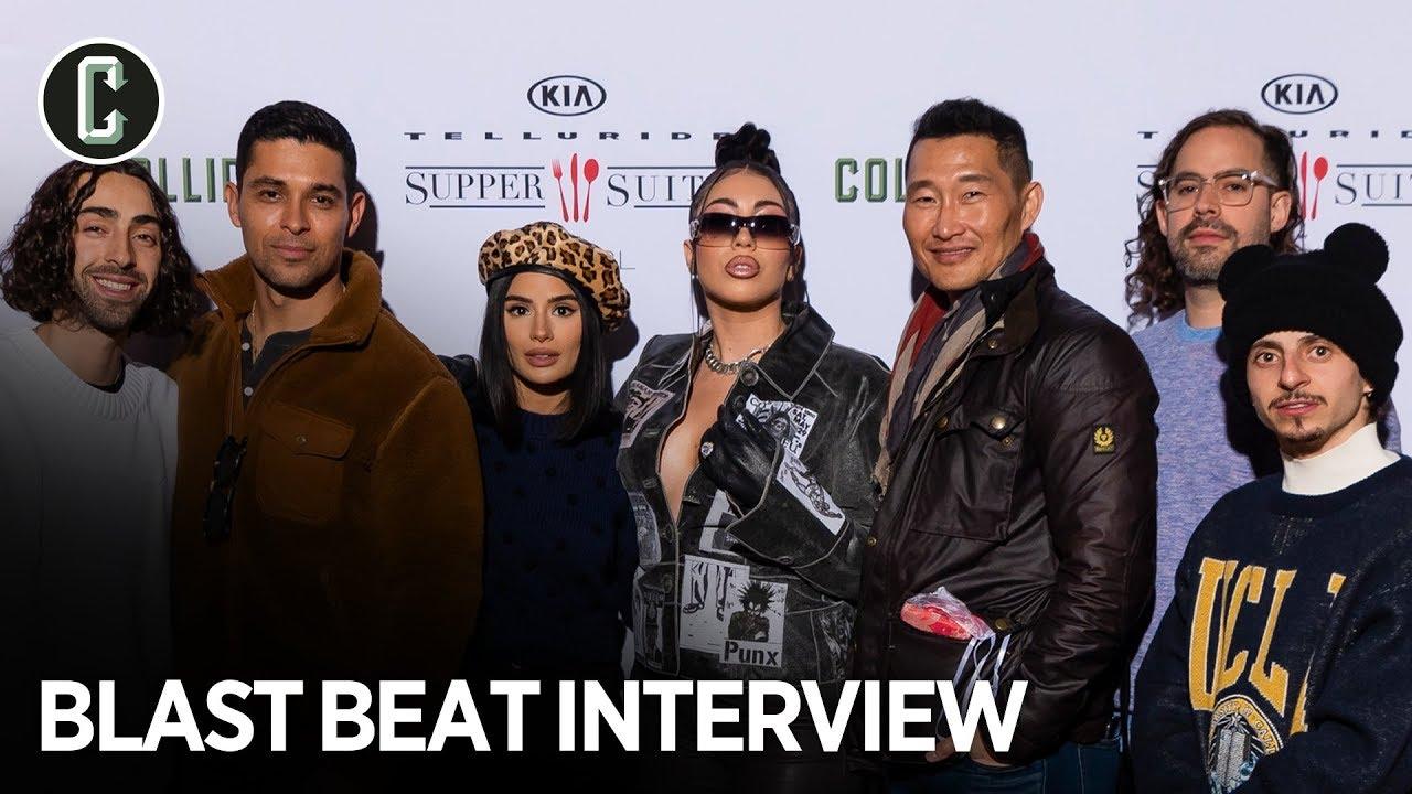 'Blast Beat' Cast and Director Esteban Arango on Making Their Version of the American Dream