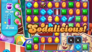 Candy Crush Soda Saga Level 1163 - NO BOOSTERS