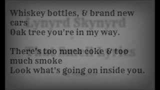 That Smell Lyrics by Lynyrd Skynyrd