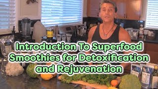 Dr Robert Cassar Introduces 'super Smoothies For Vitality' Series