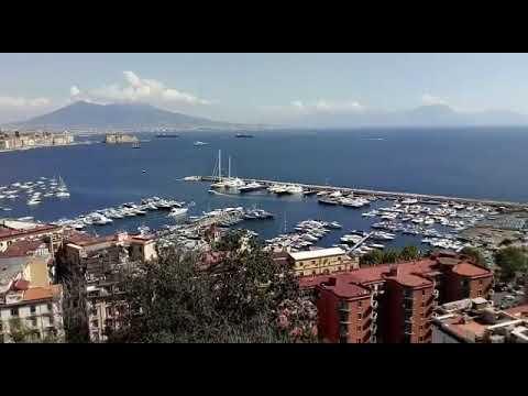 Napoli 29 Settembre 2019 Terrazza Di Sant Antonio