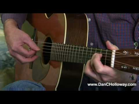 How To Fingerpick Guitar (Acoustic Guitar Lesson) One Of Us - Joan Osborne