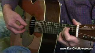 How to Fingerpick Guitar (Acoustic Guitar Lesson) One of Us - Joan Osborne