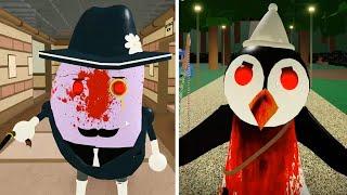 ROBLOX PIGGY 2 EVIL MR P VS EVIL PRIMROSE JUMPSCARE
