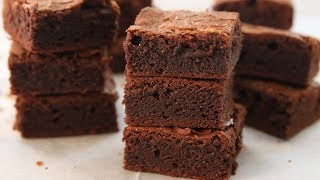 Easy Nutella Brownies Recipe