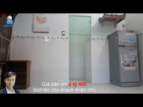 Bán nhà quận Bình Thạnh giá dưới 3 tỷ, hẻm 26 Trần Quý Cáp, cách MT 30m