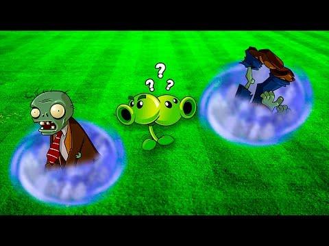 ПОРТАЛЬНАЯ БИТВА - Plants vs Zombies #39 МИНИ-ИГРЫ | РАСТЕНИЯ ПРОТИВ ЗОМБИ