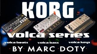 The Korg Volca Series: Korg Volca Keys- Sounds Part 2