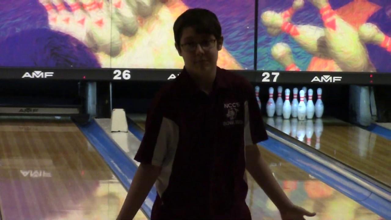 NCCS - Saranac Bowling  1-2-19
