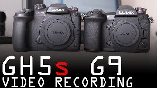 Panasonic GH5s vs. G9 video recording review (also with Canon 6D2, 5D4 and 80D samples)