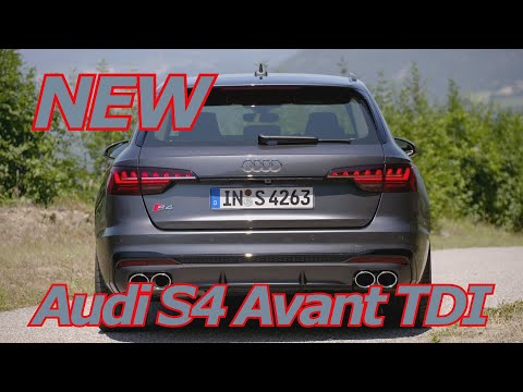 2020-new-audi-s4-avant-tdi|car-presentation