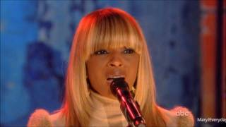 Mary J. Blige Mr. Wrong + Interview Live On The View