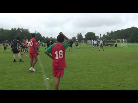 Dronninglund Cup 2012, Boys 14, Furesø - Alexandria SC 3