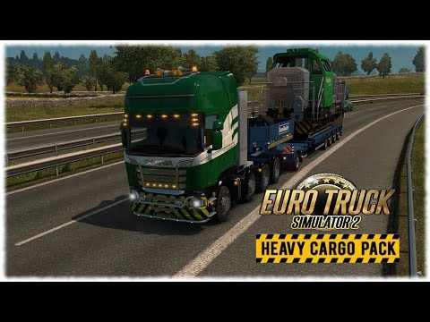 ETS2MP Heavy Haulin' live stream!