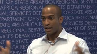 Columbia Professor Dorian Warren on the U.S. Democratic System & Voter Demographics