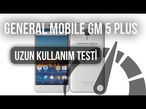 General Mobile GM 5 Plus: Uzun Kullanım Testi