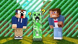 SO KANN KEIN CREEPER MEHR EXPLODIEREN! | Minecraft Gefangen #14