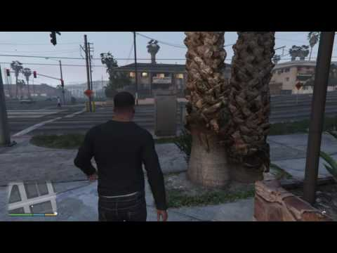 Grand Theft Auto V Hang out with Liz