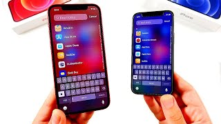 iPhone 12 and 12 Mini Now