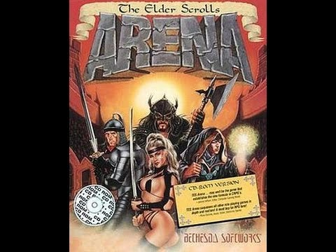 How to download The Elder Scrolls: ARENA in less than 3 minutes