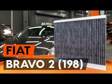 Intérieur Filtre pollen filtre pour Fiat Bravo II fiat stilo et Lancia Delta III