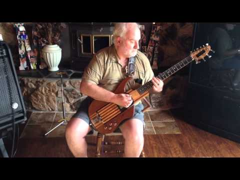 Roller guitar bass guitar and lead guitar in one new compact design