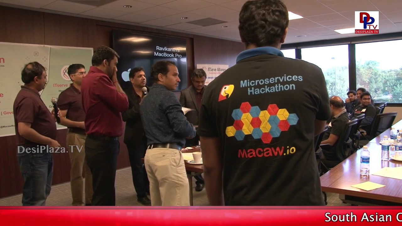 HighLights - Developers Hackathon Day co-organized by Oracle, Macaw & ITServe