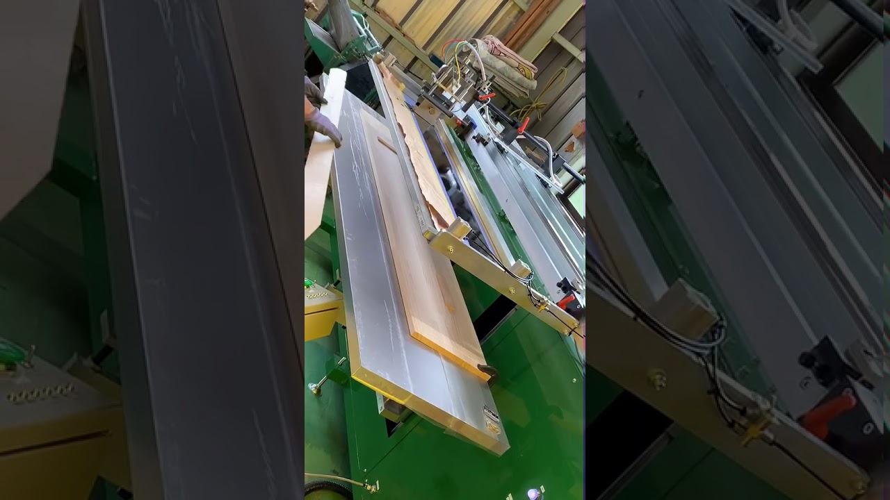 2020/06 塔婆印刷機完成