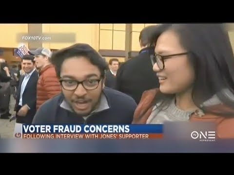Alabama Secretary Of State Launches Voter Fraud Investigation Based On Man's Off-The-Cuff Comment