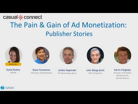 The Gain & Pain of Ad Monetization – Publisher Stories | PAN