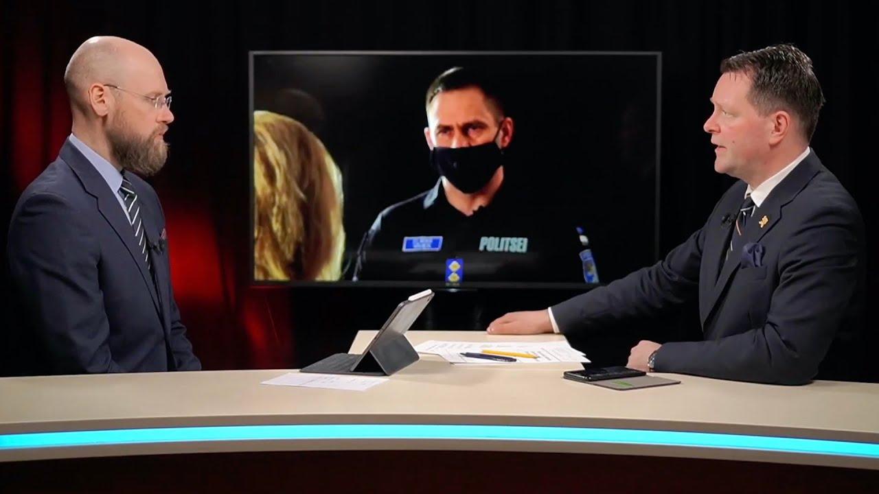 Fookuses: Elmar Vaheri valetamine ja vassimine naeruvääristab politseid