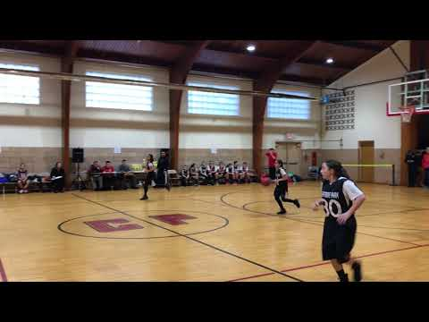 Mar 22 - Cliffside Park 6th Grade Girls Travel Team vs. Park Ridge (Championship Game Pt 1)