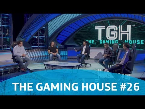 The Gaming House #26 - 13 años de x6tence