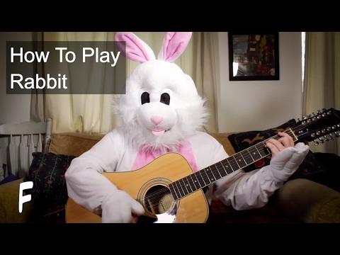 'Rabbit' Chas & Dave Guitar Lesson