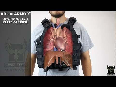 How to Wear a Plate Carrier & Body Armor
