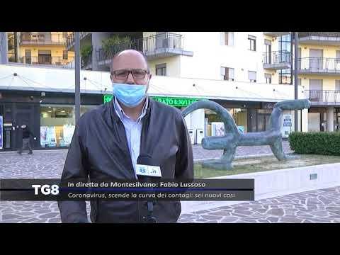 Coronavirus Abruzzo - 6 nuovi casi e 3 decessi